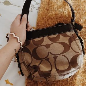 Cute small coach bag